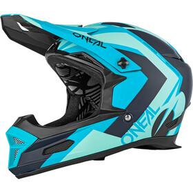 ONeal Fury RL - Casque de vélo - noir/turquoise